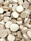 Wooden Water Butt Bung Shive 50mm/2 inches in diameter Natural wood FSC approved