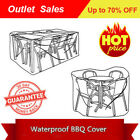 Special Waterproof Outdoor Tables Chairs Furniture Cover Patio Garden 10 Size,pe