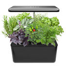 Smart Indoor Gardening System with LED Plant Grow Light, Hydroponics Growing Kit