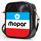 MOPAR LOGO Sling Bag Cross body Women Shoulder Casual Bags Leather $13.9 USD on eBay