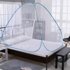 Easy Pop-Up & Fold Free Standing Tent White Single Door Netting Mosquito Net US image