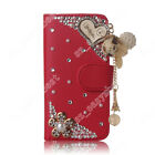 Girls' Jewelled Bling Crystal Diamonds Case Cover Soft Edge Shell For ZTE Phone