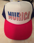 Murica Fourth of July Hat