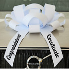 New! 30 Inch Giant Congratulations Graduate Magentic Car Bow Jum-bow
