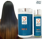 Botox4Hair Repair Dry Damage Straighten Hair  Shampoo Hair Treatment Lanzy 33oz