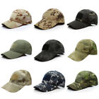 Men's Outdoor Tactical Operator Baseball Hat Military Army Special Forces Cap SS