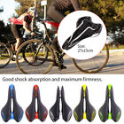 1-Bicycle Seat Cushion Pad Bicycle Saddle Shock-proof Sports Soft Front Seat Mat
