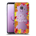 HEAD CASE DESIGNS AUTUMN ILLUSTRATION GEL CASE FOR SAMSUNG PHONES 1