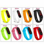 Men's Women's Sport Led Digital Watch Hand Ring Watch Led Sports Fashion Electro image