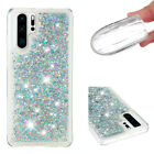 Clear Quicksand Soft Slim Phone Case Cover For HuaweiP10Lite Y5 9 Honor4 5 7 8