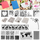 DIY Layering Embossing Stencil Template For Art Wall Painting Scrapbooking Stamp