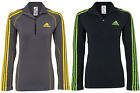 adidas 1/2 Zip ST Up Womens Cross Country/Skiing Long Sleeve Top ALL COLOURS
