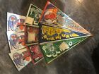 Assorted NBA Pennants Signed Autographed 1992 1995 Pick Your Pennant on eBay
