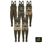 DRAKE WATERFOWL GUARDIAN ELITE 6 LAYER 4-N-1 CHEST WADERS BREATHABLE W/ LINER