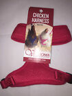 Pet Chicken Harness and/or Leash Bright Fun Colors Pet Duck Goose by Valhoma