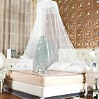 Dome Solid Mosquito Net Fly Mesh Insect Protection Bed Canopy Curtain Cover image
