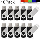 LOT 10 20 50 100 8GB USB Flash Drive Pen Drives Thumb Drives USB2.0 Stick Bulk