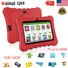"7"" Tablet PC Android QuadCore 16GB WIFI+3G Dual Camera Bundled Case Learning Pad"