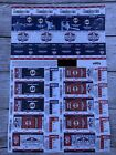 San Francisco Giants World Series 2012 Champions Playoffs Ticket Strip on Ebay