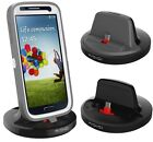 NEW KiDiGi CHARGER CRADLE AC USB WALL DESKTOP DOCK STATION FOR MOTOROLA PHONES