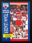 1991-92 Fleer NBA Basketball Cards (5-397) - Pick your Card