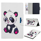 For Amazon Kindle Fire HD 8 2018 8th HD 10 Smart Leather Wallet Flip Case Cover