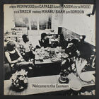 TRAFFIC: Welcome To The Canteen LP (inner, faint cw) Rock & Pop