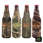NEW DRAKE WATERFOWL SYSTEMS CAMO NEOPRENE LOGO BOTTLE COOLER KOOZIE HUGGIE