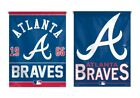Atlanta Braves Vertical Flag on Ebay