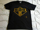 Rare Vintage 1986 Beastie Boys GET OFF MY DICK Run Dmc Rap Tour T-shirt Reprint image