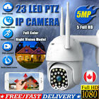 1080P HD IP CCTV Camera Waterproof Outdoor WiFi PTZ Security Wireless IR Cam CA