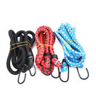 Durable Bungee Strap Elastic Luggage Golf Rope Cord Hooks Stretch Tie Car Bike L