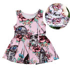 Newborn Toddler Baby Girl Star Wars Party Pageant Tutu Dress Sundress Clothes $8.49 USD on eBay