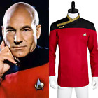 Star Trek TNG Uniform The Next Generation Jean-Luc Picard Cosplay Jacket Costume on eBay