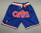 Men's Pants Cleveland Cavaliers Shorts NBA Basketball NWT Stitched on eBay