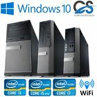 Fast Cheap Dell OptiPlex i3 i5 i7 MT Desktop SFF 8GB 500...