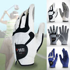 Men Golf Glove One Left Microfiber Cloth Glove Outdoor Sports Breathable AU Post