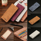 Womens Leather Wallet Long Bifold Credit ID Card Holder Purse Clutch Handbags US image