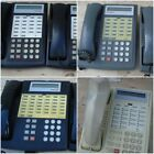 Avaya Lucent 18D 34D Display Black Gray White Office LCD Phones