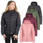 Trespass Alyssa Womens Padded Jacket Puffer With Hood For Ladies
