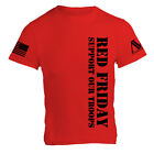 RED Friday (Remember Everyone Deployed) Mens T-Shirt - American Warrior Collecti