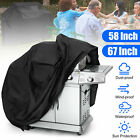 "58"" 67"" Waterproof Barbecue BBQ Gas Grill Cover for Weber Char-Broil Nexgrill"