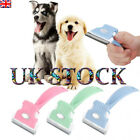 Comb Can Change Blade Small Medium Pet  Dog Hair Removal Comb Hair Removal Brush