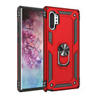 For Samsung Galaxy Note 10/10+ Plus Case Magnetic Hold 360 Rotating Ring Stand