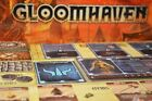 ebay search image for Gloomhaven Playmats, Player mats , board game