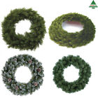 Triumph Delux Christmas Door Wreaths Garland Decorations Large Small 35cm 45cm 6 £9.6 GBP on eBay