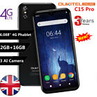 6inch Android 9.0 Mobile Phones Quad Core Dual Sim Unlocked 4g Smartphone 16gb
