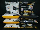Set of 8 Pittsburgh Steelers Football Cornhole Bags ***FREE SHIPPING*** $28.99 USD on eBay