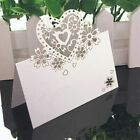50pcs Table Name Message Place Cards Wedding Table Decorations Party Supplies