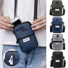 Men Outdoor Mini Crossbody Shoulder Cell Phone Sports Bag Travel Phone Pouch 41